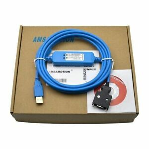 Yaskawa  JZSP-CSI02-3-E  Sigma 5 IO Servo 3 Meter Signal Cable  NEW NO BOX