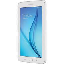 """Samsung Galaxy Tab E Lite 7.0"""" 8GB White Wi-Fi SM-T113NDWGXAR"""