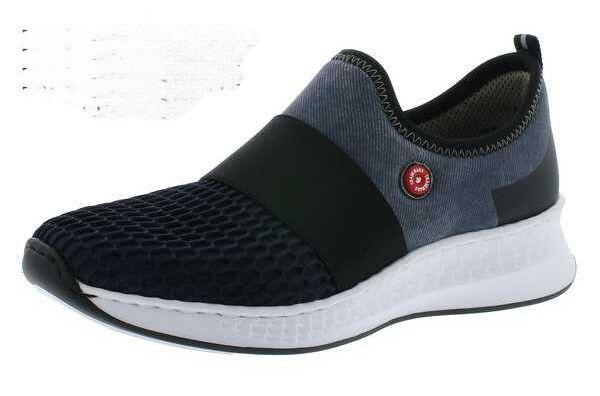 Rieker Schuhe Damen  Sneakers, lose auch für lose Sneakers, Einlagen, L0551-00, Gr. 37-43 +NEU+ b7b7f0