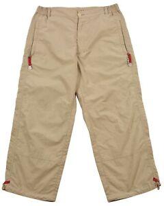 Samas-Actif-Hommes-Exterieur-Randonnee-Capri-Pantalon-Short-Taille-50-Authentic