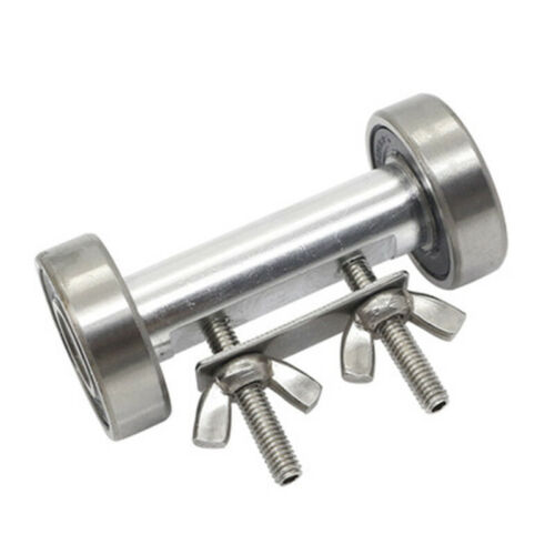 26mm Durchmesser Klemmung Edelstahl Holz Meißel Silber Aluminiumlegierung