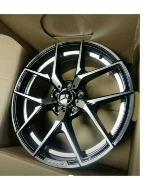 Lattes AMG 19 inches for sale 5/112 brand new 8.5 j and 9.5 j  R 10,500
