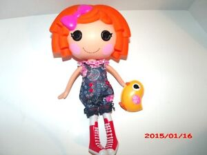 Lalaloopsy Doll Sunny Side Up Full Size Complete With Outfit Shoes