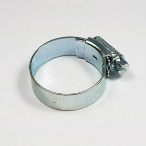 Zinc 50-70 mm JCS Hi-Grip Hose Clips Jubilee 3 Clamp Clip Clamps Fuel Worm