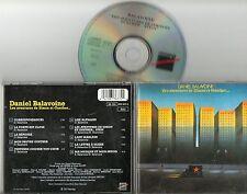 CD 10TDANIEL BALAVOINE  LES AVENTURES DE SIMON&GUNTHER  DE1977 TRES  BON ETAT