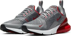 Details about Nike Men's Air Max 270 Running Shoe, CW7048 001, Particle  Grey/Red, Sz 8.5