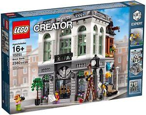 Lampada Lego Batman : Lego® creator expert™ 10251 steine bank neu ovp brick bank new misb