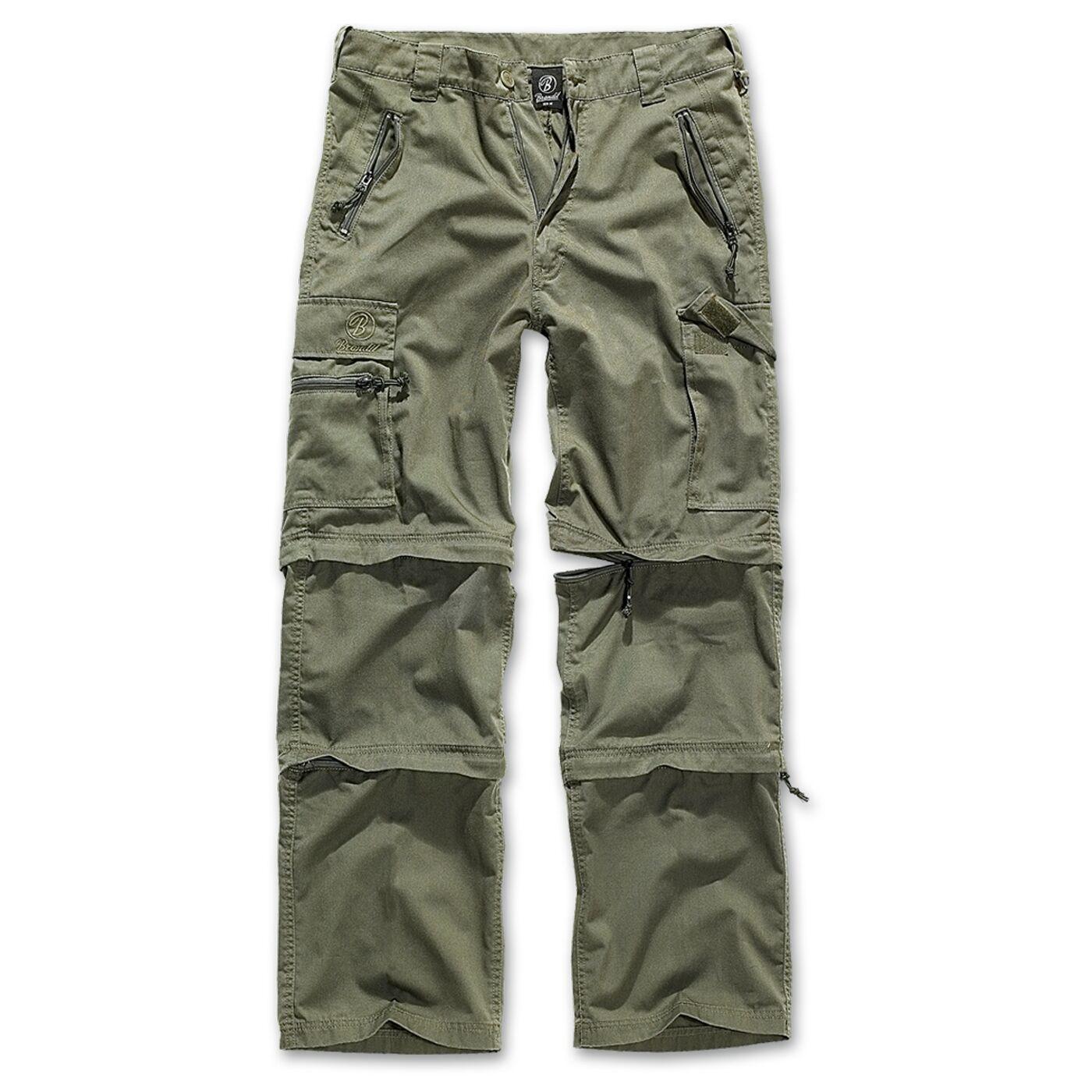Brandit - Savanna savannahtrekking Trousers Olive Men's Cargo Trousers Trousers