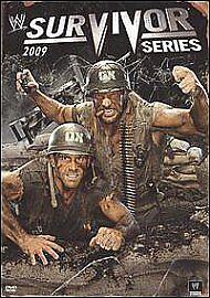 1 of 1 - WWE - Survivor Series 2009 (DVD, 2010)