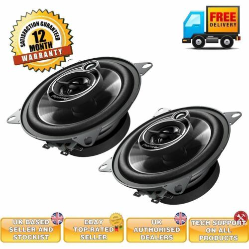 "Pioneer TS-G1033i 10cm 4/"" 3-way car speakers ideal for dash speakers BMW speaker"