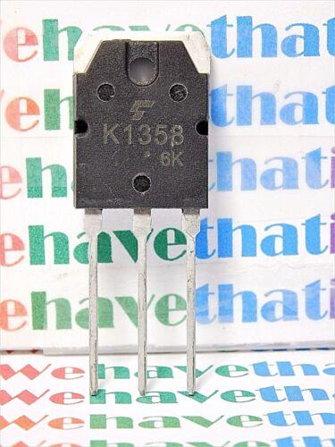 TO3P 2SK1358 qzty K1358 FET 1 PIECE