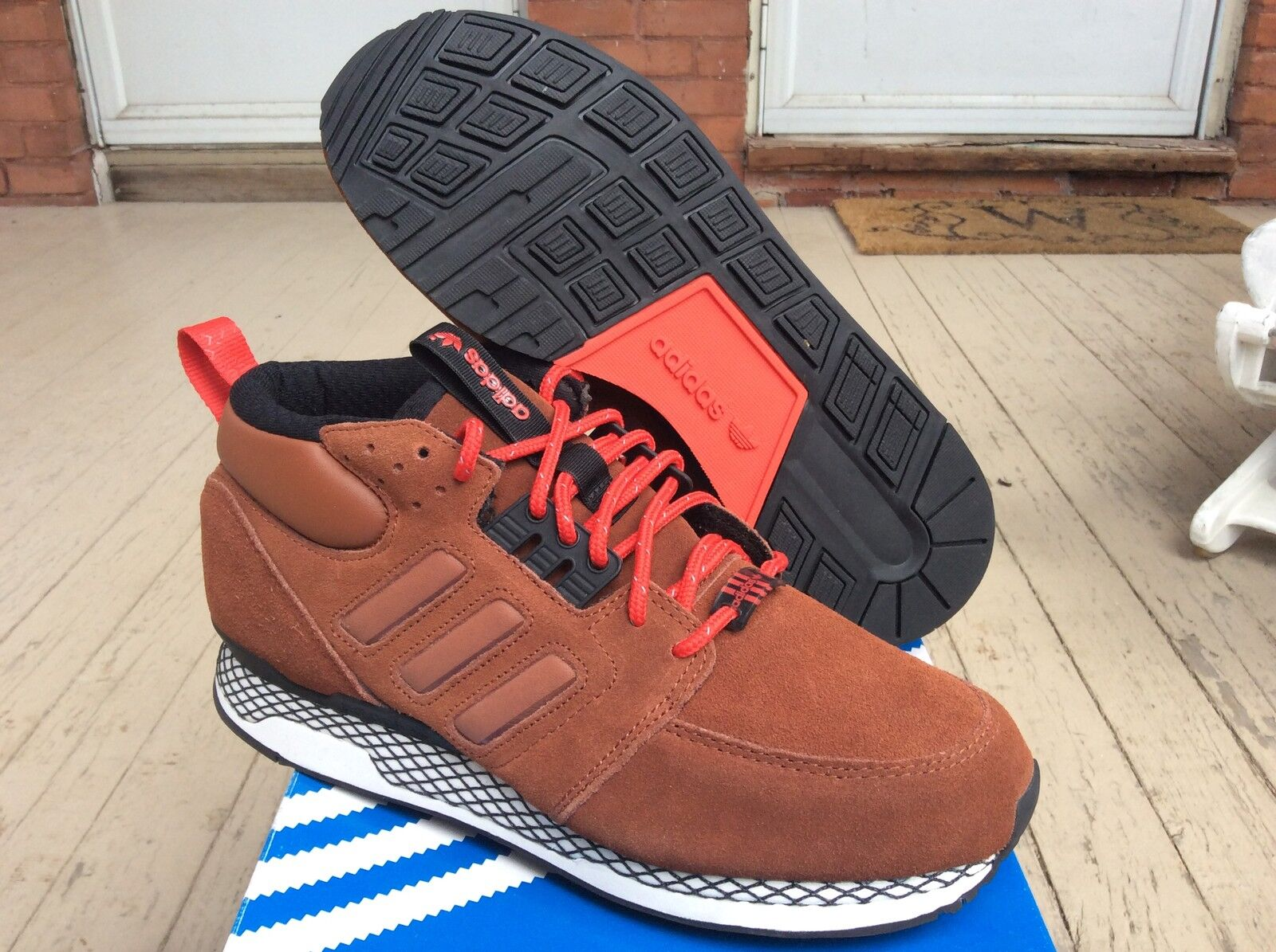 Adidas ZX Casual Mid Original size 9 Comfortable and good-looking