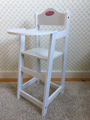 Find Højstol Til Dukke på DBA køb og salg af nyt og brugt
