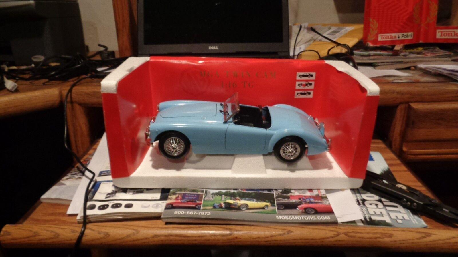 tienda en linea Mg MGA TWIN CAM Tonka Polistil 1959 Diecast Modelo-Nuevo Modelo-Nuevo Modelo-Nuevo  aquí tiene la última