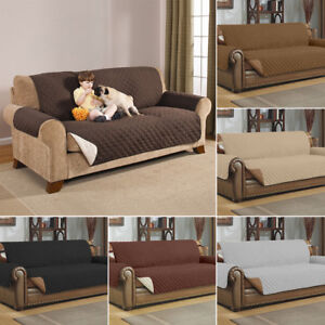 Image Is Loading Pet Dog Cat Couch Loveseat Sofa Cover Cushion