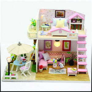 Lol Surprise Doll House Made With Real Wood Toys Christmas Gifts