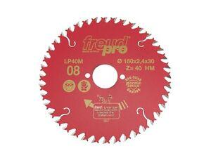 Freud-LP40M008-160-x-2-4-x-30-Pro-Ind-Lama-Circolare-per-macchine-portatili