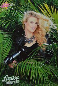 LARISSA-MAROLT-A3-Poster-42-x-28-cm-Germany-s-next-Topmodel-Clippings-NEU