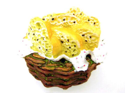 Food Fruit Bread Carrot Grape Kiwi Toaster 3D Resin Fridge Magnet Memo Holder