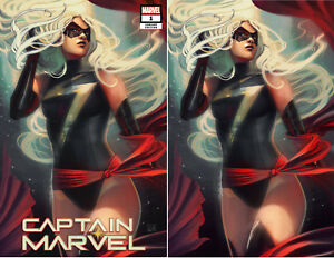 Captain-Marvel-1-Marvel-Stephanie-Hans-Trade-Virgin-Set-2-Variant