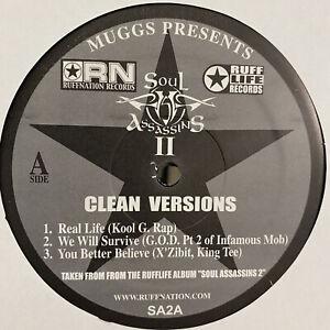 DJ-MUGGS-SOUL-ASSASSINS-II-VINYL-2LP-2000-CYPRESS-HILL-DILATED-PEOPLES