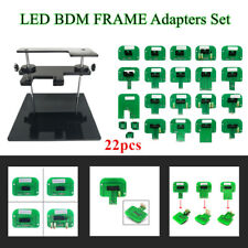 Led Bdm Frame Programming Bracket With22pcs Bdm Adapters Dimsport Probe Tool Set