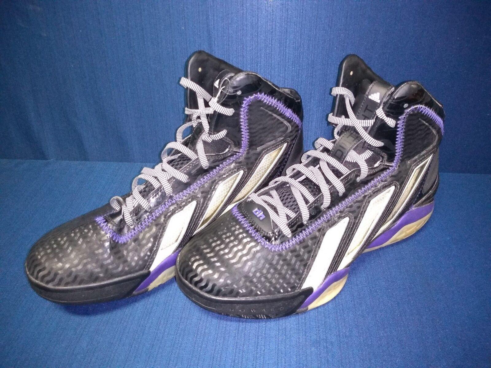 Adidas New Basketball Adipower Howard 3 Men's shoes Size 9 G59693