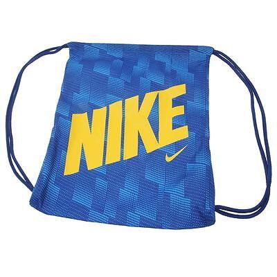 NIKE Graphic Gymsack - Sportbeutel- Turnbeutel Rucksack Schuh-Tasche Gym-Bag Neu