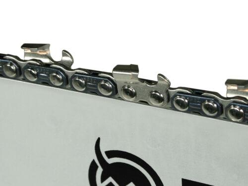 "50cm sägenspezi metal duro cadena HM 3//8/"" 72tg compatible con still MS 311 391"
