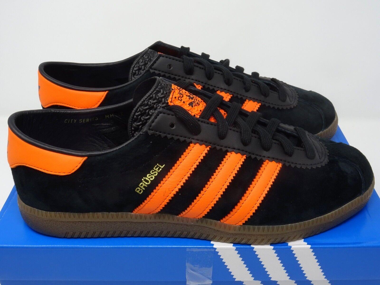 best cheap 1d310 b8ceb Adidas Adidas Adidas Originals Nero Brussels City Series Arancione US 1c0ede