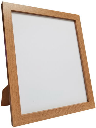 Oak Picture Photo Frames made with Quality MDF Wood H7 in Many Sizes A3 A4 20x16