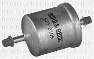 Borg-amp-Beck-Kraftstofffilter-fuer-Nissan-200-SX-Benzinmotor-1-8-124KW