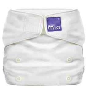Bambino Mio Marshmallow Onesize Miosolo All-In-One Reusable Nappy
