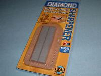 Lot 3 Eze-Lap EZL26F Pocket Diamond Sharpener Fine Grit 3 Tools and Accessories