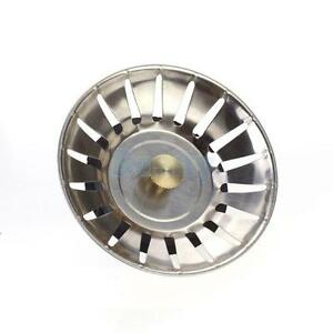 Kitchen-Wash-Basin-Stainless-steel-Sink-Drain-Disposer-Strainer ...