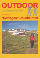 OUTDOOR Reiseführer / Norwegen: Jotunheimen