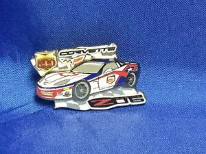 Indy 500 2006 Event Logo CHEVROLET CORVETTE Pacecar Pin NOS!
