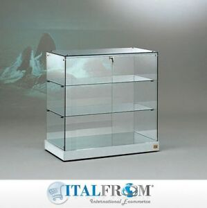 vitrine en verre affichage de l 39 armoire en verre vitrines. Black Bedroom Furniture Sets. Home Design Ideas