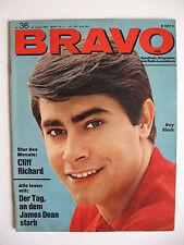 Bravo Nr.36, 30. August 1965, Musikmagazin, Zustand 2+
