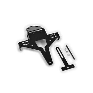 Nummernschild-Halter-Halteplatte-Universal-Motorrad-Umbau-Typ-5-IBEX