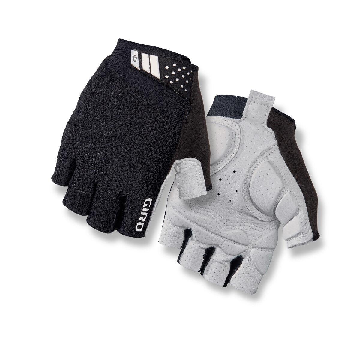 Giro Monica II Gel Damen Fahrrad Handschuhe kurz schwarz 2019