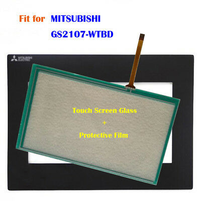 Protective Film New for MITSUBISHI GS2107-WTBD GS2107WTBD Touch Screen Glass