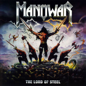 Manowar-The-Lord-of-Steel-CD-NEU-OVP