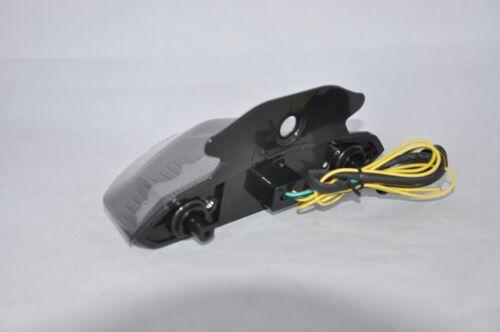 Smoke Led Brake Tail light Integrated Turn Signal Ducati 2009-2012 Hypermotard