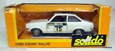Solido 1/43-No. 61 Ford Escort Mk2 Rallye Ari Vatanen Lombard Rally Diecast