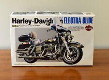 Harley Davidson 1/12 Scale Model Kit FLH Electra Glide IMAI