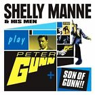 Shelly Manne & His Men Play Peter Gunn + Son of Gunn!! by Shelly Manne/Shelly Manne & His Men (CD, Jan-2010, American Jazz Classics)