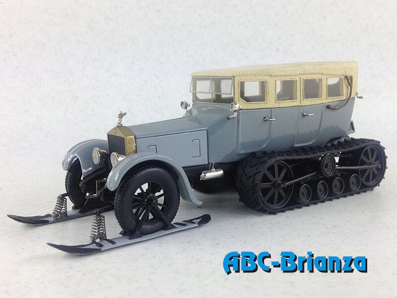 ABC 330 ROLLS ROYCE PLATA PLATA PLATA GHOST CH. 79YG LENIN-MOSCÚ-GORKI 1922 b8f629
