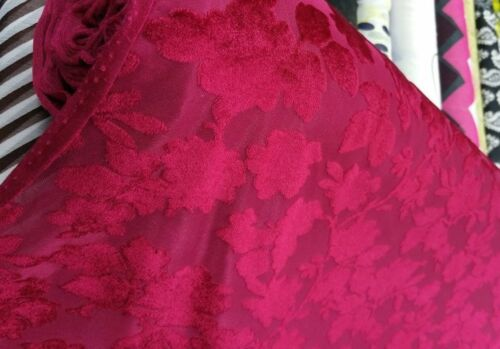 NEW*top quality designer indonesian palachi and burn out velvet flowers design