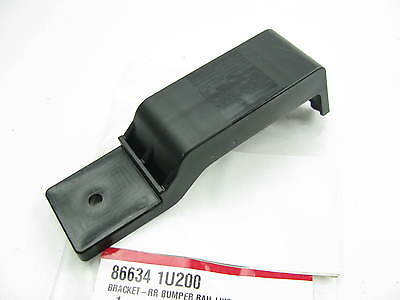 New Rear Bumper Impact Bar Lower Bracket For 2011-2013 Kia Sorento 866341U200
